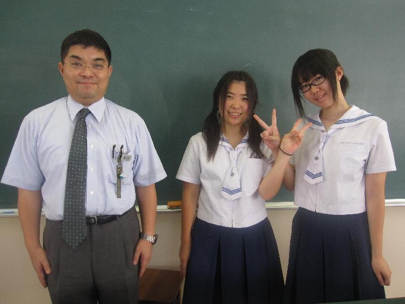 香住高等学校画像